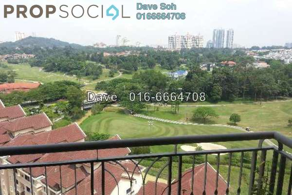 For Rent Condominium at Casa Indah 1, Tropicana Leasehold Fully Furnished 2R/2B 2.1k