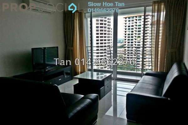 For Rent Condominium at Laman Baiduri, Subang Jaya Leasehold Fully Furnished 3R/2B 3k