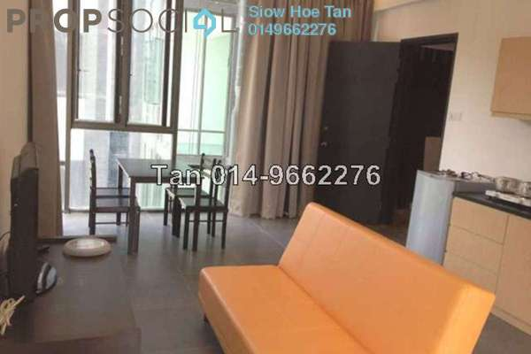 For Rent Condominium at Empire Damansara, Damansara Perdana Leasehold Fully Furnished 1R/1B 1.6k
