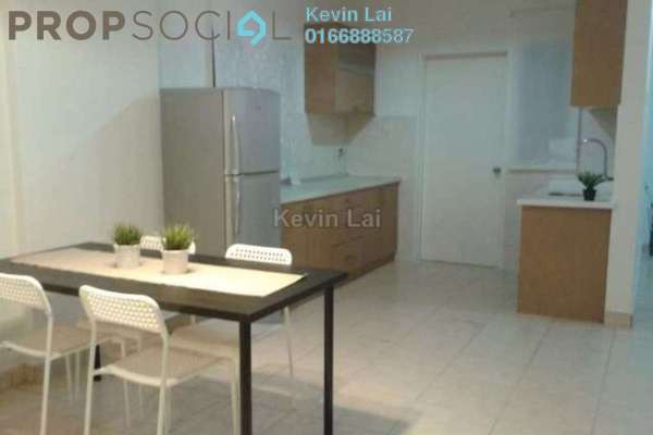 For Sale Condominium at Changkat View, Dutamas Freehold Semi Furnished 3R/2B 608k