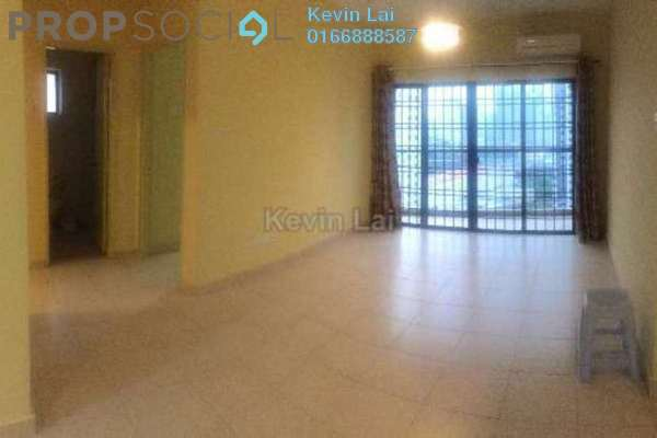 For Sale Condominium at Changkat View, Dutamas Freehold Semi Furnished 3R/2B 630k