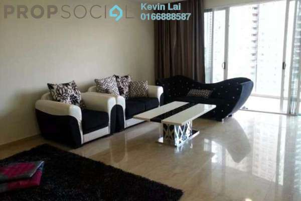 For Sale Condominium at 28 Mont Kiara, Mont Kiara Freehold Fully Furnished 3R/2B 1.95m