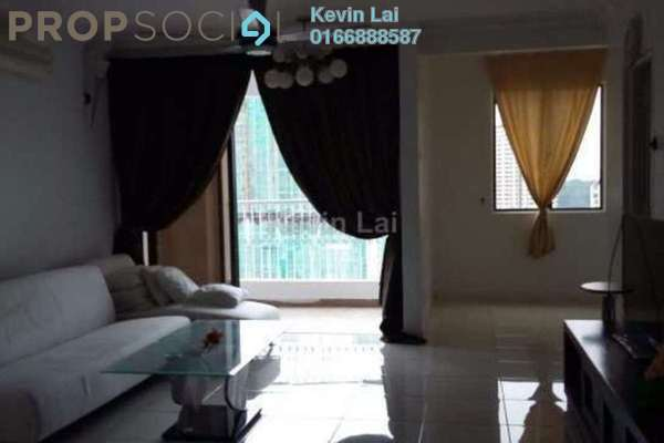 For Rent Condominium at Casa Tropicana, Tropicana Leasehold Fully Furnished 2R/2B 2.3k