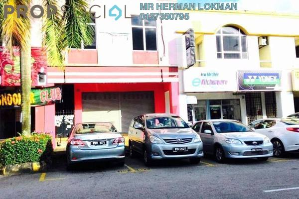For Sale Shop at Pusat Bandar Rawang, Rawang Leasehold Unfurnished 0R/0B 568k