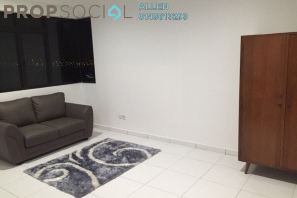 For Rent Condominium at Sky Oasis Residences, Tebrau Freehold Fully Furnished 2R/2B 1.6k