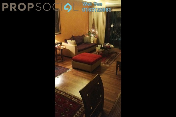 For Rent Condominium at Changkat View, Dutamas Freehold Fully Furnished 3R/2B 2.3k