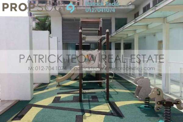 For Rent Condominium at i-Zen Kiara I, Mont Kiara Freehold Fully Furnished 2R/2B 3.5k