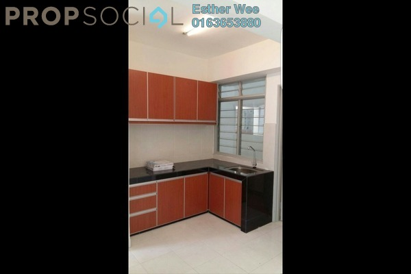 For Rent Serviced Residence at Main Place Residence, UEP Subang Jaya Freehold Semi Furnished 2R/1B 1.1k