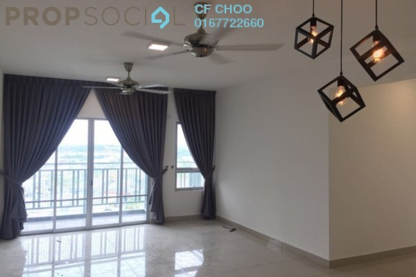 For Rent Serviced Residence at Idaman Residence, KLCC Freehold Fully Furnished 3R/2B 1.9k