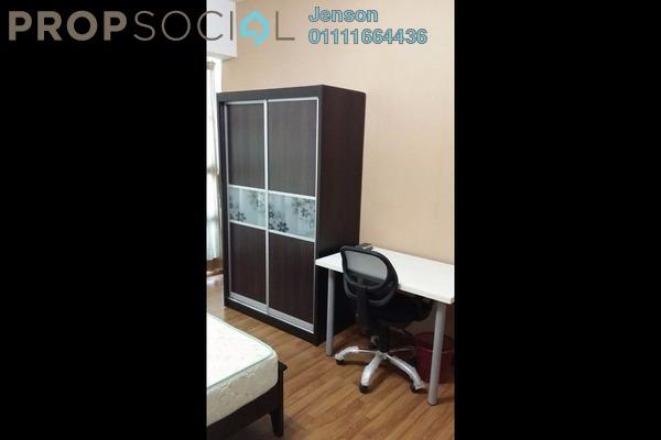 For Rent SoHo/Studio at Saujana Residency, Subang Jaya Freehold Fully Furnished 1R/1B 2.6k