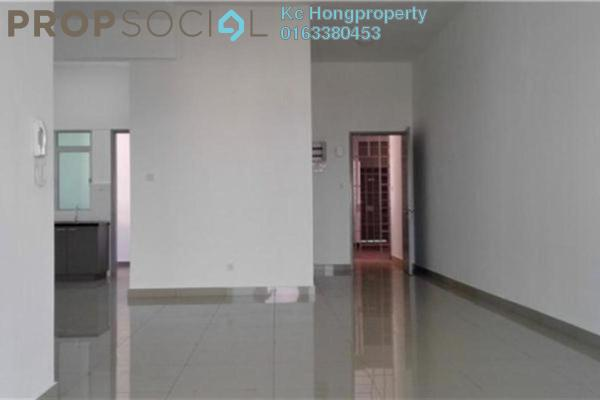 For Sale Apartment at Kiara Residence 2, Bukit Jalil Leasehold Semi Furnished 4R/3B 740k