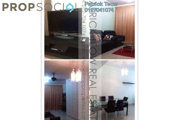 For Rent Serviced Residence at Solaris Dutamas, Dutamas Freehold Fully Furnished 2R/2B 3.6k
