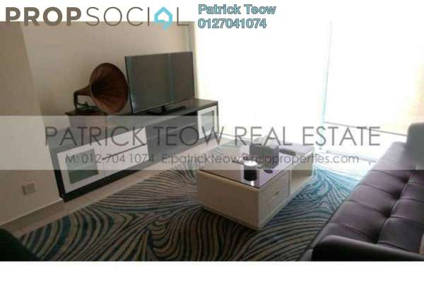 For Rent Serviced Residence at Solaris Dutamas, Dutamas Freehold Fully Furnished 3R/2B 4.8k