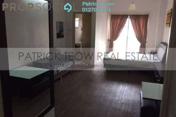 For Rent Serviced Residence at Dorchester, Sri Hartamas Freehold Fully Furnished 1R/1B 1.45k