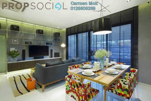 For Sale Condominium at CitiZen, Old Klang Road Freehold Semi Furnished 3R/2B 650k