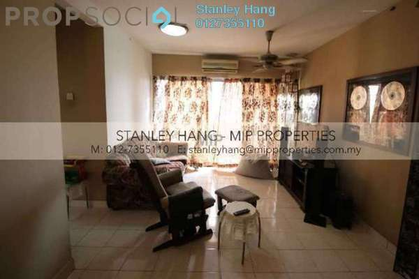 For Sale Condominium at Palm Spring, Kota Damansara Leasehold Fully Furnished 3R/2B 440k