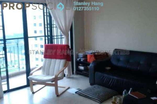 For Sale Condominium at Changkat View, Dutamas Freehold Semi Furnished 3R/2B 575k