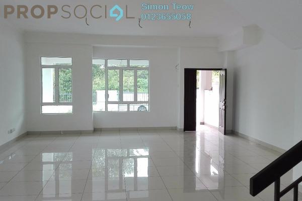 For Rent Terrace at PU2, Bandar Puchong Utama Freehold Semi Furnished 4R/3B 1.8k