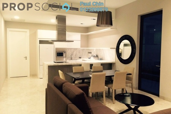 For Sale Condominium at Icon Residence, Dutamas Freehold Fully Furnished 2R/2B 1.88m