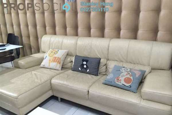 For Rent Condominium at Casa Suites, Petaling Jaya Freehold Fully Furnished 2R/1B 2.1千