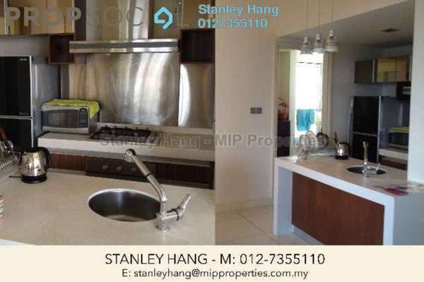 For Rent Condominium at Tiffani Kiara, Mont Kiara Freehold Fully Furnished 2R/2B 3.9k