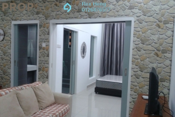 For Sale Condominium at Tropez Residences, Danga Bay Freehold Fully Furnished 0R/1B 398k