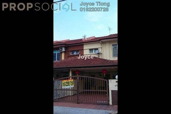 For Sale Terrace at Pinggiran Kiara, TTDI Freehold Semi Furnished 4R/3B 555.0千