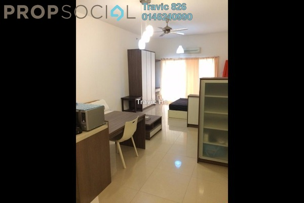For Rent Condominium at Windsor Tower, Sri Hartamas Freehold Fully Furnished 0R/1B 1.7k