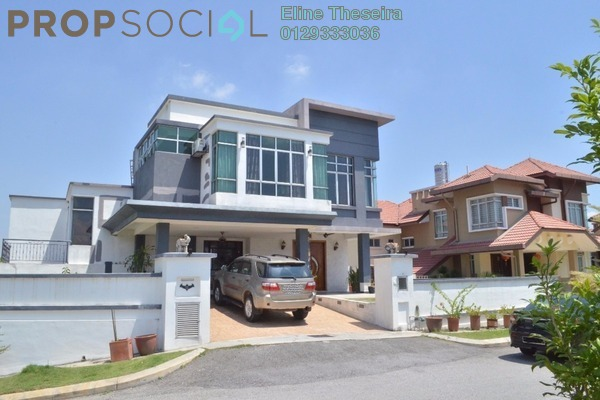 For Sale Bungalow at Emerald East, Rawang Freehold Semi Furnished 7R/6B 2m