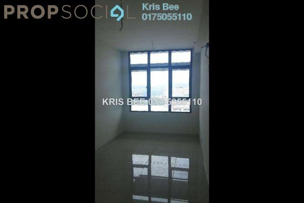 For Sale Serviced Residence at Centrestage, Petaling Jaya Leasehold Semi Furnished 0R/1B 300k