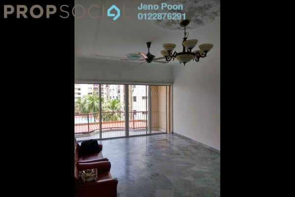 For Rent Condominium at Meadow Park 1, Old Klang Road Freehold Semi Furnished 3R/2B 1.2k