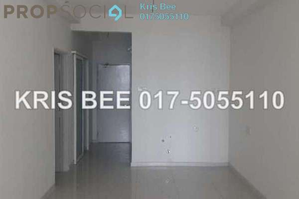 For Sale Serviced Residence at Centrestage, Petaling Jaya Leasehold Semi Furnished 2R/2B 540k