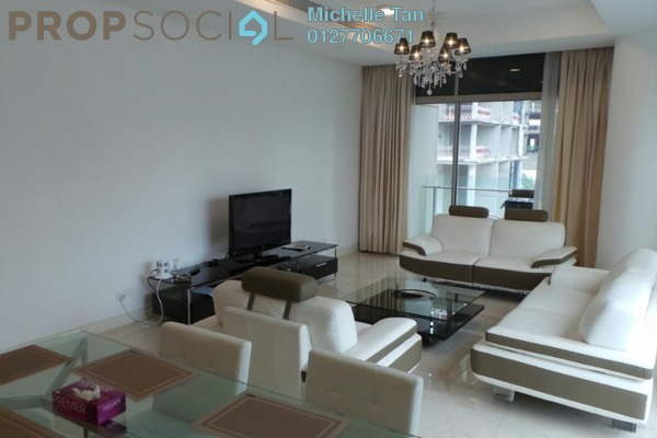 For Sale Condominium at Pavilion Residences, Bukit Bintang Leasehold Fully Furnished 2R/2B 2.53m