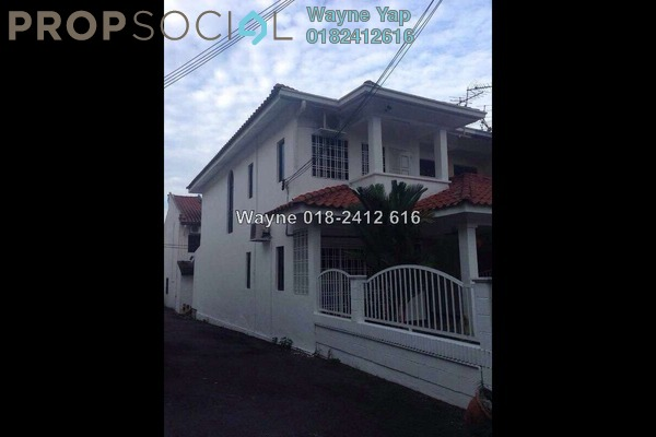 For Sale Terrace at Taman Villa Heights 2, Kajang Freehold Fully Furnished 3R/3B 540k