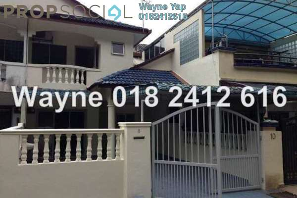 For Sale Terrace at Cheras Perdana, Cheras South Freehold Fully Furnished 4R/3B 560k