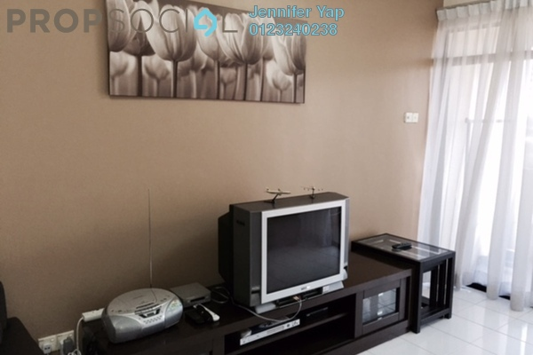 For Sale Condominium at Maxwell Towers, Gasing Heights Freehold Fully Furnished 3R/3B 683k