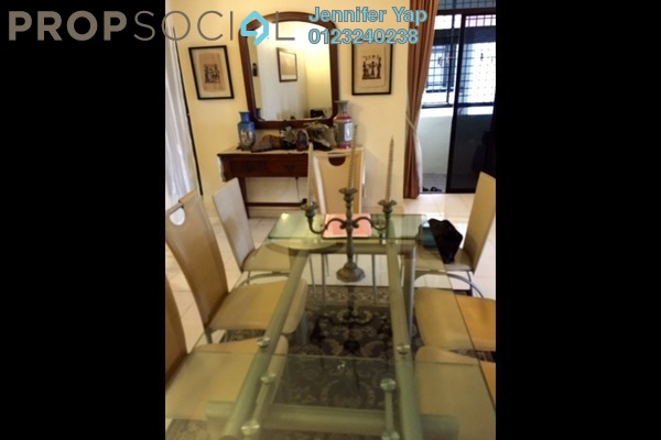 For Sale Condominium at Maxwell Towers, Gasing Heights Freehold Fully Furnished 3R/3B 710k