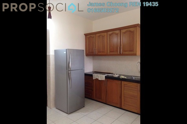 For Rent Condominium at Casa Tropicana, Tropicana Leasehold Semi Furnished 3R/2B 2.2k