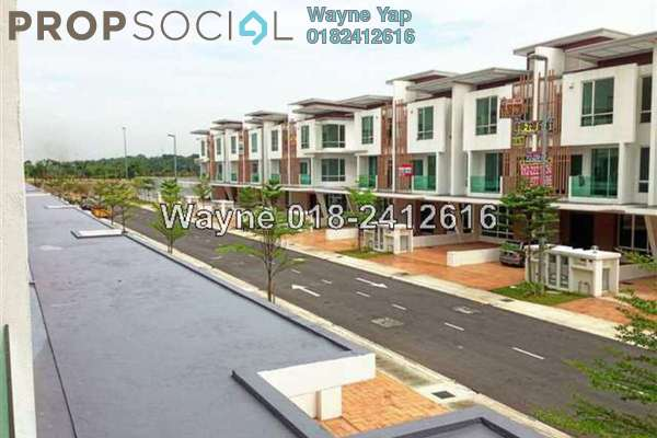 For Sale Terrace at Garden Residence, Cyberjaya Freehold  6R/7B 1.18m
