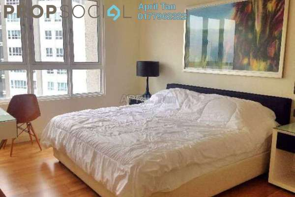 For Sale Condominium at Tiffani Kiara, Mont Kiara Freehold Semi Furnished 3R/4B 1.3m