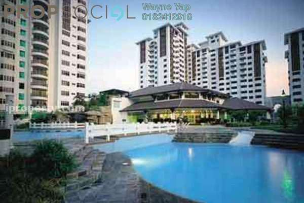 For Sale Condominium at One Ampang Avenue, Ampang Leasehold Fully Furnished 4R/3B 620k