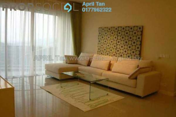 For Rent Condominium at Kiaramas Ayuria, Mont Kiara Freehold Fully Furnished 3R/4B 4.8k
