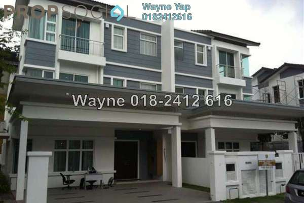 For Sale Semi-Detached at Tropicana Cheras, Kajang Leasehold  6R/8B 1.75m