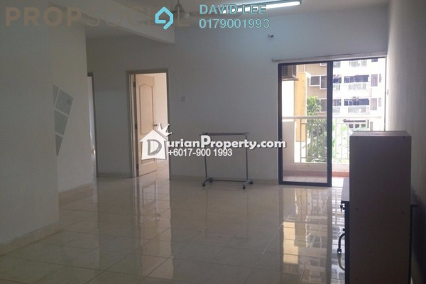 For Rent Condominium at Pelangi Utama, Bandar Utama Leasehold Unfurnished 3R/2B 1.5k