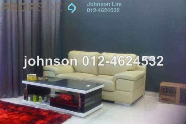 For Rent SoHo/Studio at Regalia, Putra Freehold Fully Furnished 1R/1B 1.8k
