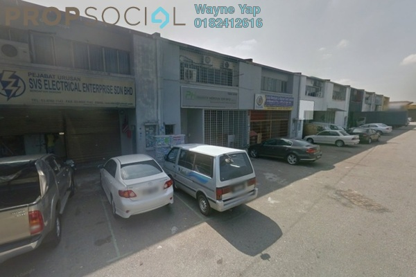 For Sale Factory at Puchong Utama Industrial Park, Bandar Puchong Utama Leasehold Fully Furnished 0R/0B 1.2m