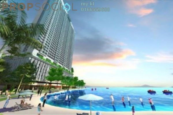 For Sale Condominium at Mizumi Residences, Kepong Freehold Unfurnished 3R/2B 503k