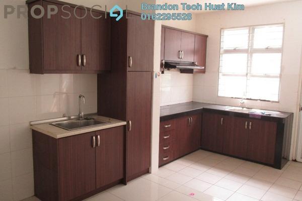 For Rent Terrace at Indah Residences, Kota Kemuning Freehold Semi Furnished 4R/4B 1.7k