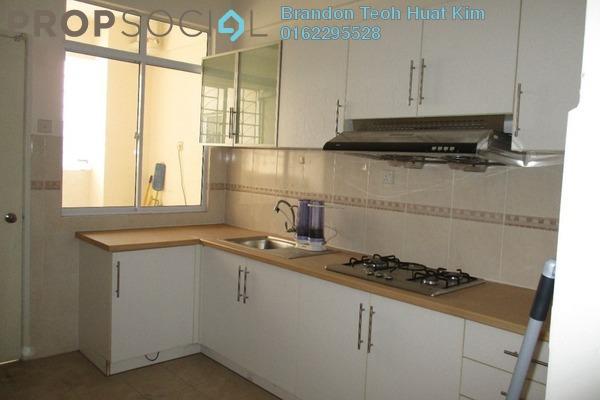 For Rent Condominium at Aseana Puteri, Bandar Puteri Puchong Leasehold Semi Furnished 3R/2B 1.8k