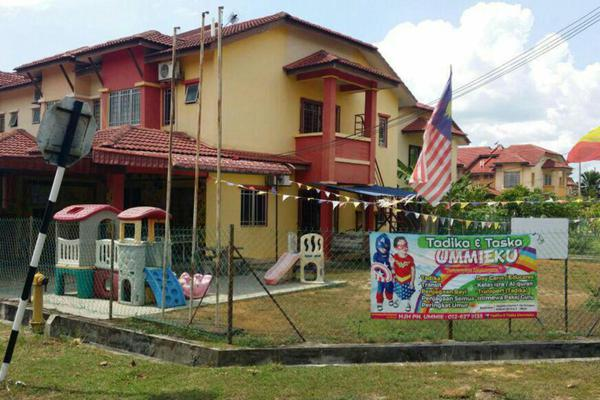 For Sale Terrace at Seri Pristana, Sungai Buloh Leasehold Unfurnished 4R/3B 560k